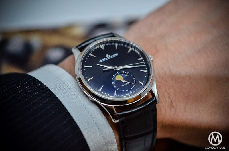 Jaeger- LeCoultre Master Ultra Thin Moon 39 Watch Review 2
