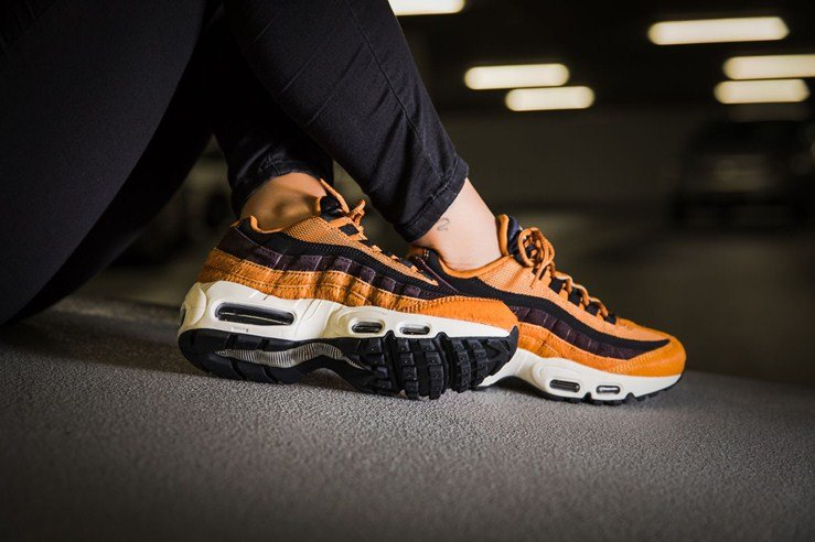 Nike Air Max 95 Lx Women S Sneakers Review