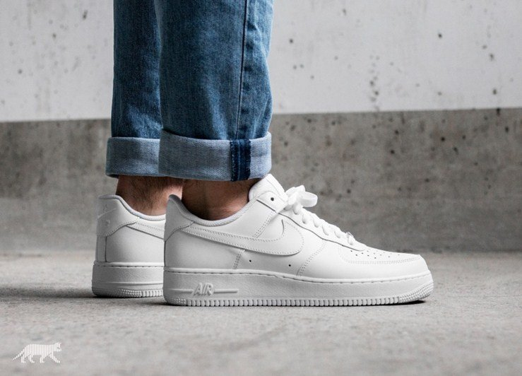 39e0506879 Nike Air Force 1 '07 Women's Shoe Review 4