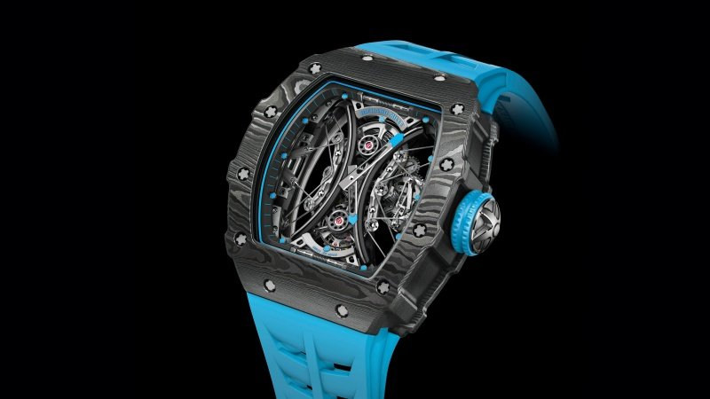 Richard Mille RM53-01 Tourbillon Pablo Mac Donough Watch Review