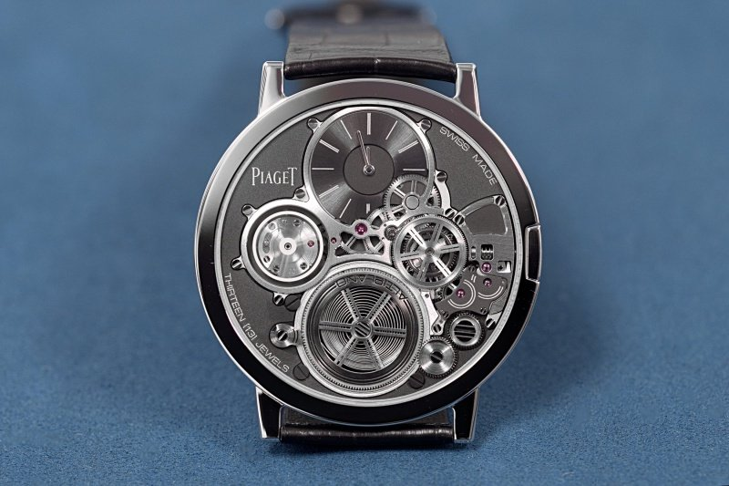 Piaget Altiplano Ultimate Concept Watch Review