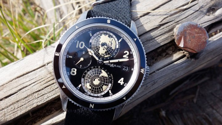 Montblanc 1858 Geosphere Watch Review 3