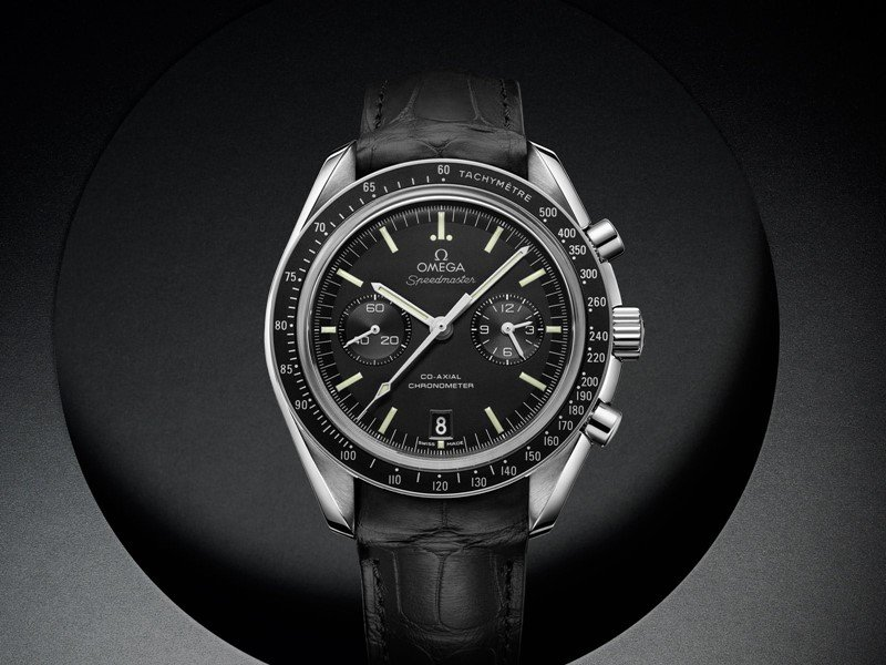 Omega Speedmaster Moonwatch Chronograph Watch Review
