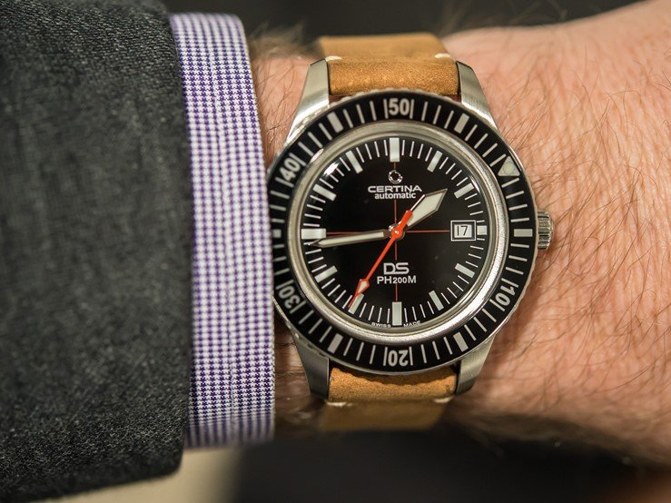 Certina DS PH200M Watch Review 1