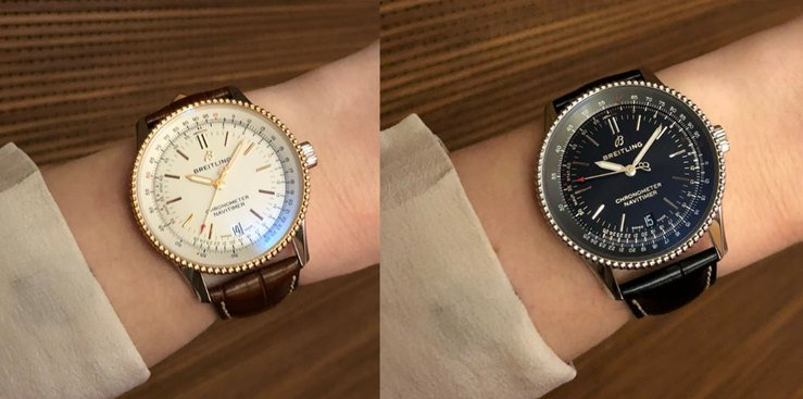 Breitling Navitimer 1 Automatic 38 Watch Review 5