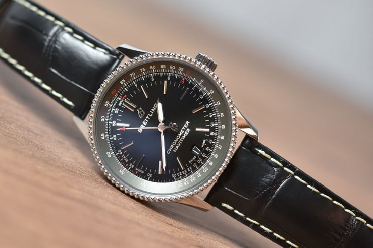 Breitling Navitimer 1 Automatic 38 Watch Review 4