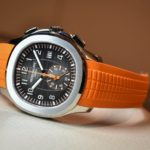 Patek Philippe Aquanaut Chronograph Watch Review 2