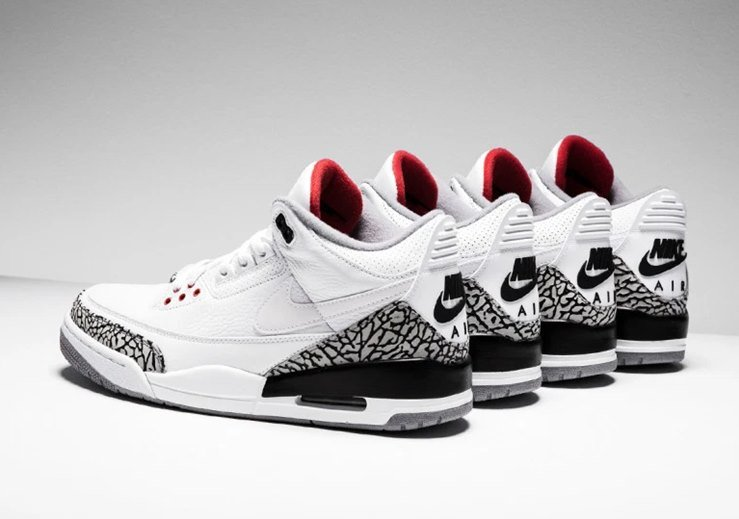 the latest d39eb d412a Nike Air Jordan 3 JTH (Justin Timberlake/Tinker Hatfield ...