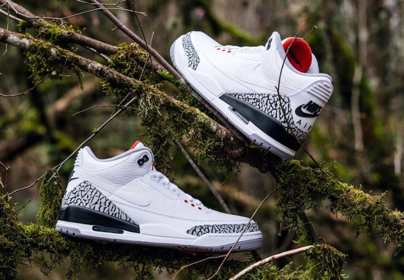 the latest 73db8 fac5f Nike Air Jordan 3 JTH (Justin Timberlake/Tinker Hatfield ...