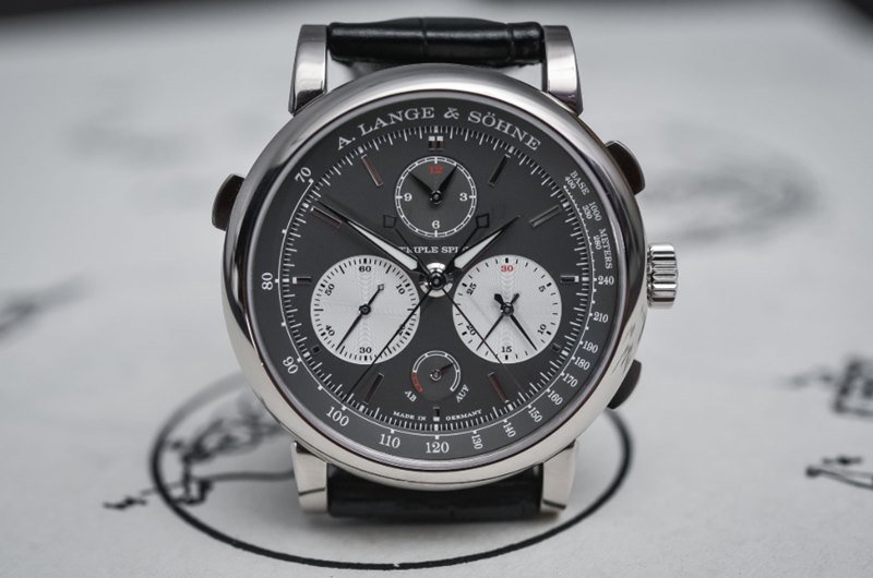 A. Lange & Söhne Triple Split Watch Review
