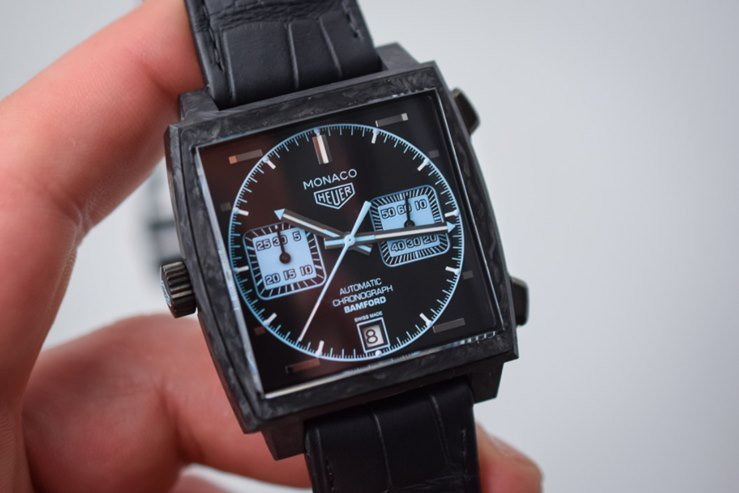 Tag Heuer Monaco by Bamford Watch Department Watch Review 3