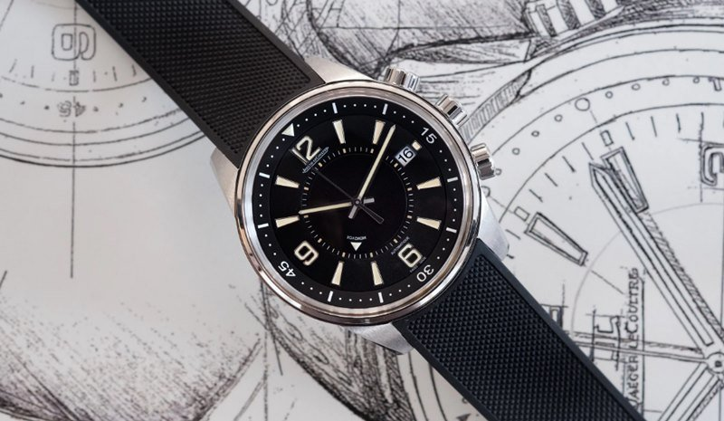 Jaeger LeCoultre Polaris Memovox Watch Review - Featured Image