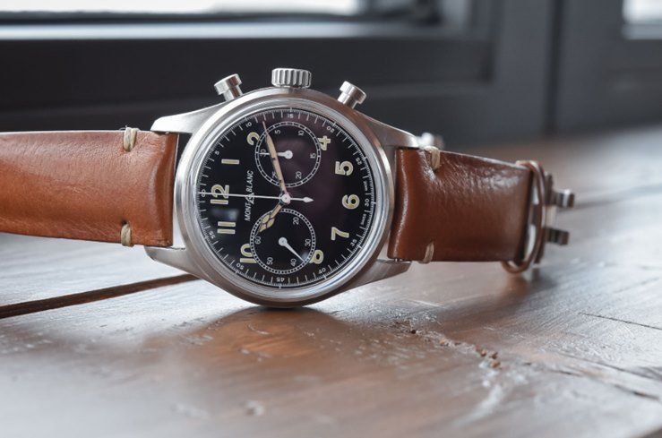 Montblanc 1858 Automatic Watch Review 5