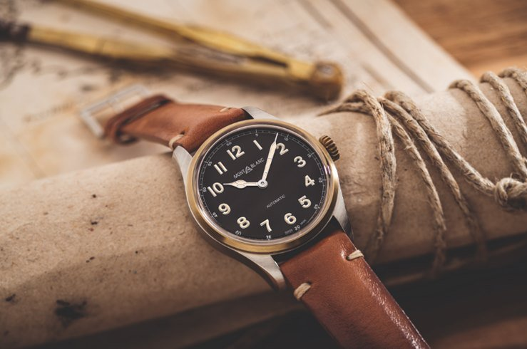 Montblanc 1858 Automatic Watch Review 3