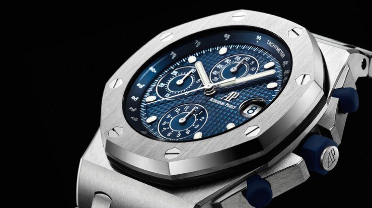 Audemars Piguet Royal Oak Offshore 25th Anniversary Edition Review 7