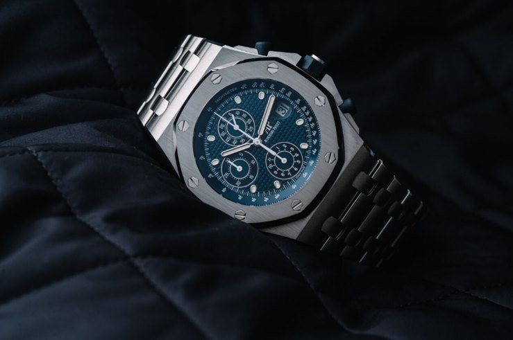 Audemars Piguet Royal Oak Offshore 25th Anniversary Edition Review 6