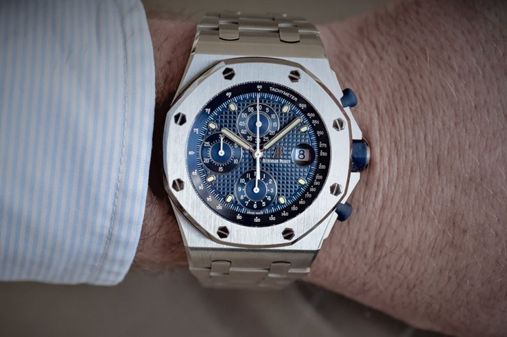 Audemars Piguet Royal Oak Offshore 25th Anniversary Edition Review 5