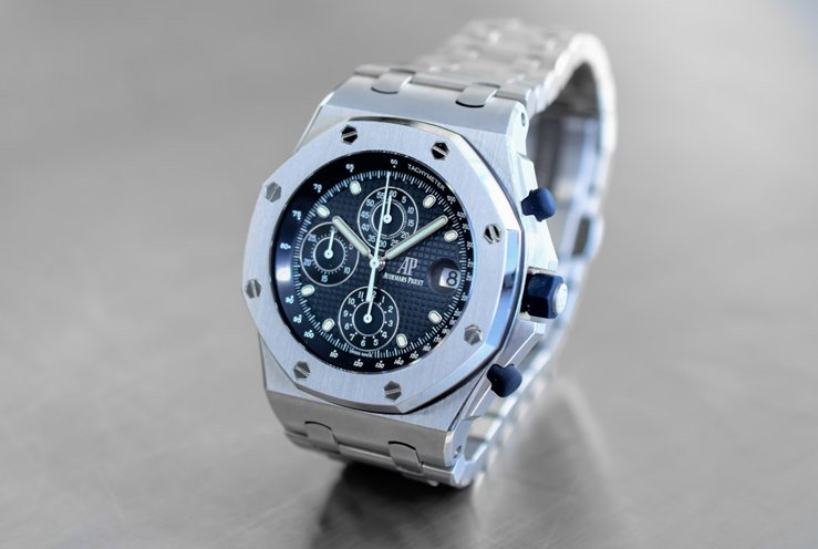 Audemars Piguet Royal Oak Offshore 25th Anniversary Edition Review 4