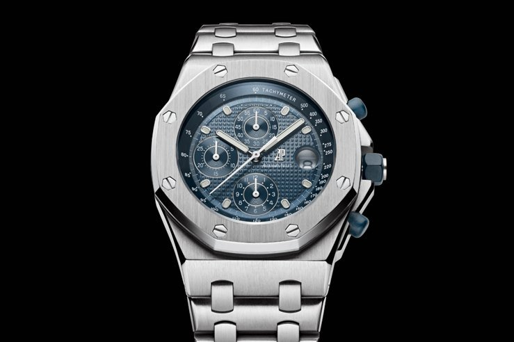 Audemars Piguet Royal Oak Offshore 25th Anniversary Edition Review 3