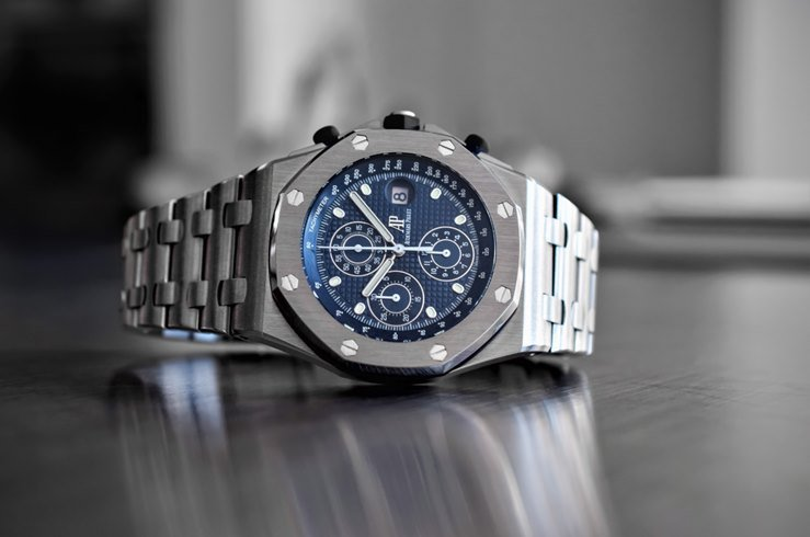Audemars Piguet Royal Oak Offshore 25th Anniversary Edition Review 2