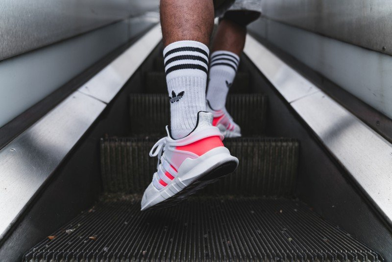 Adidas EQT Support 93-17 Turbo Sneakers Review 6