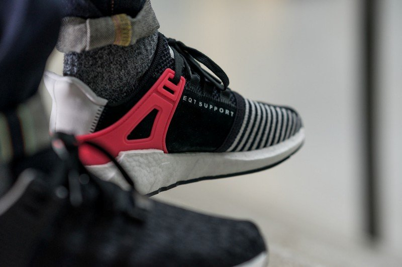 Adidas EQT Support 93-17 Turbo Sneakers Review 4