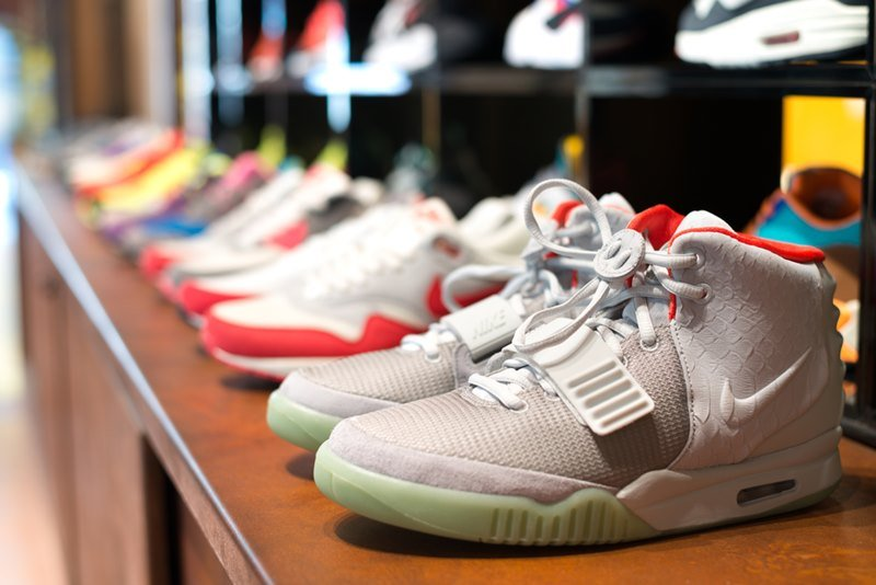 Nike x Yeezy Collaboration. Yeezy 2 by Kanye West