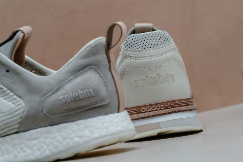 Solebox x Adidas Consortium Quesence Sneakers Review 5