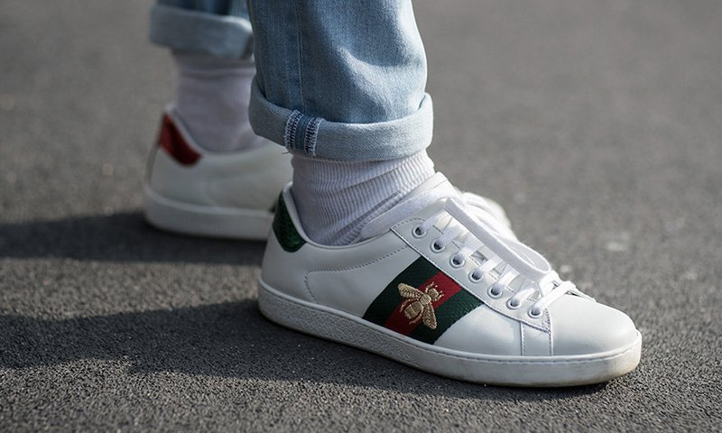 Gucci Aces Sneakers Review 3
