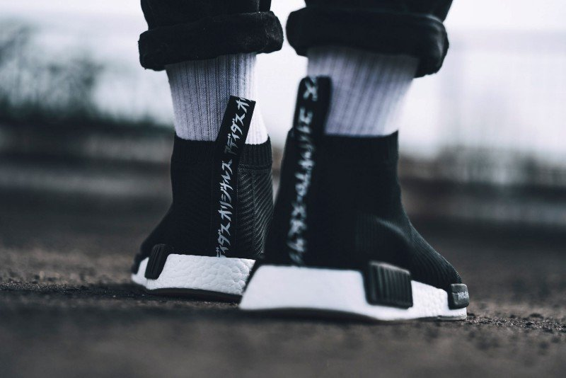 Adidas x United Arrows & Sons City Sock Sneakers Review 5