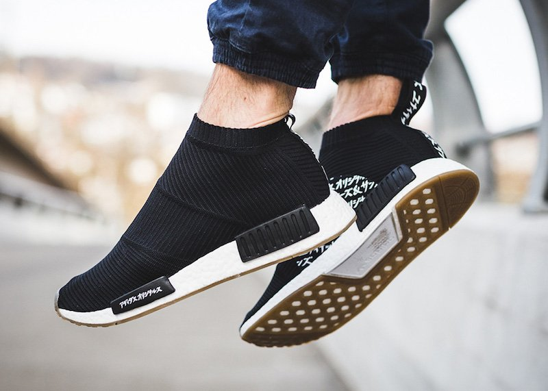 Adidas x United Arrows & Sons City Sock Sneakers Review 3