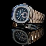 Patek Philippe Nautilus Men's Chronograph Watch - 5980 Watch Review