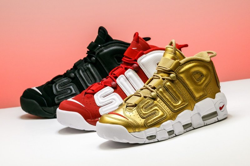 0d342600ec973 Nike x Supreme Air More Uptempo Sneakers Review