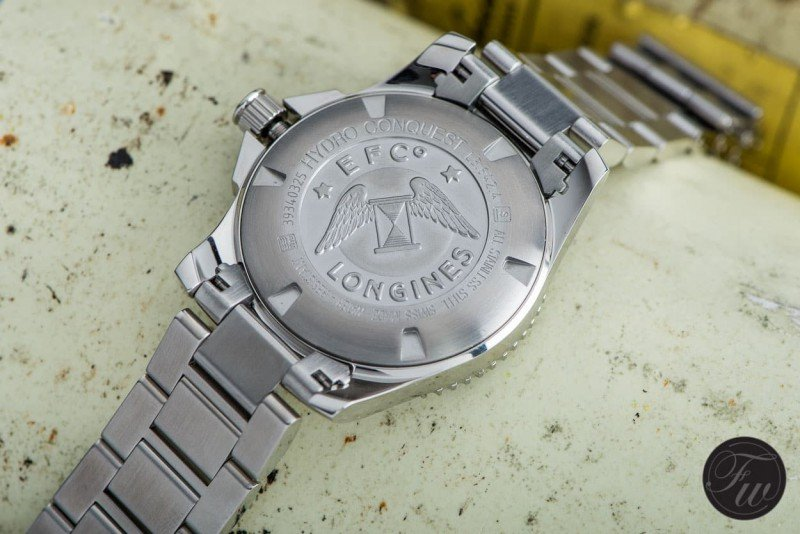 Longines HydroConquest Watch Review 7