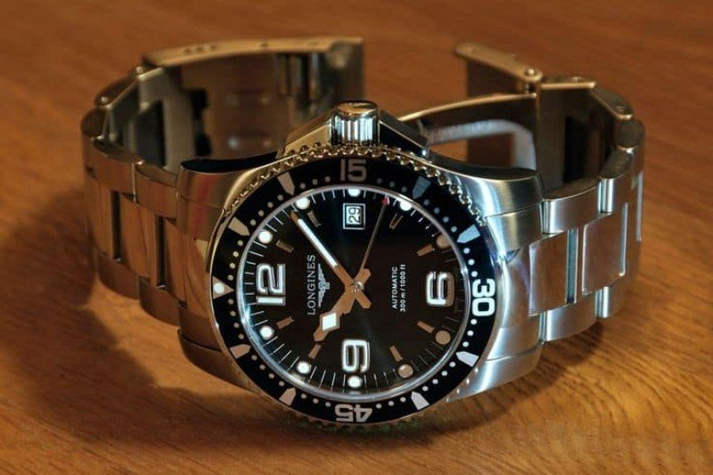 Longines HydroConquest Watch Review 6