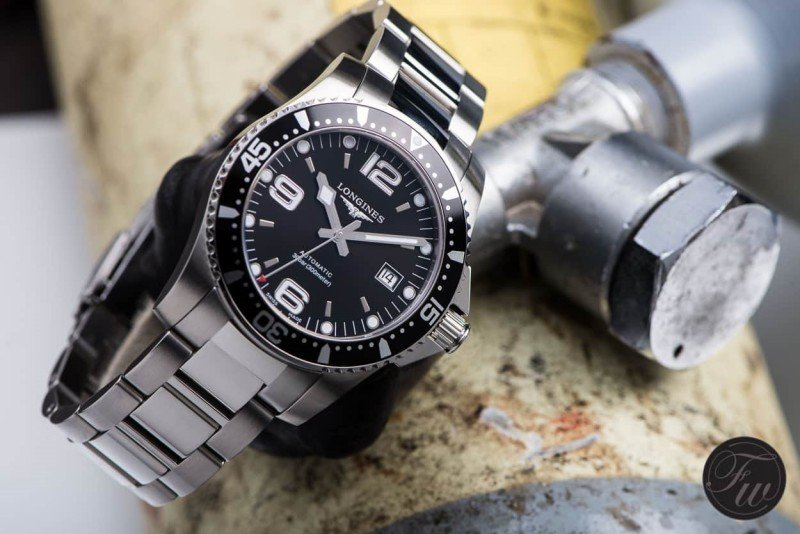 Longines HydroConquest Watch Review 4