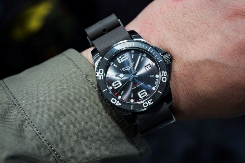 Longines HydroConquest Watch Review 2