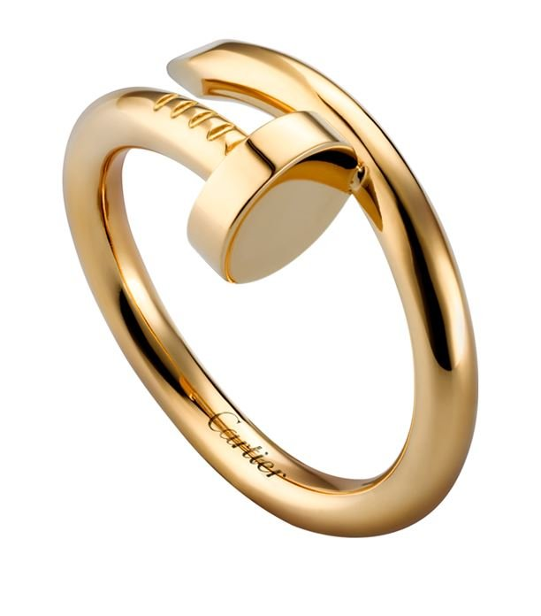 Yellow Gold Juste un Clou Ring