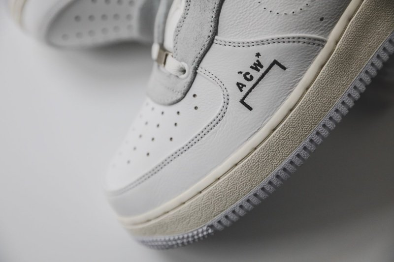 NikeLab x A-Cold-Wall Air Force 1 High Sneakers Review 6