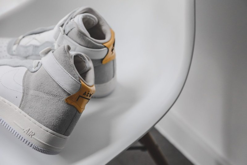 NikeLab x A-Cold-Wall Air Force 1 High Sneakers Review 5