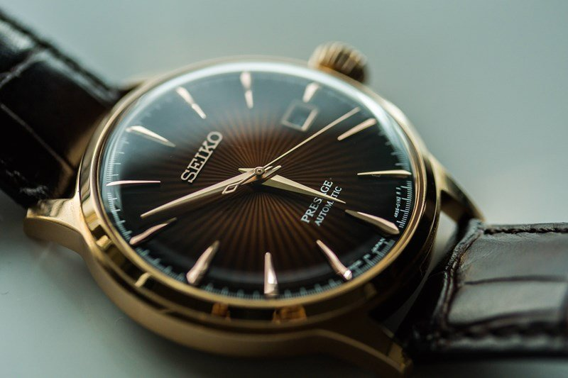 Seiko Presage SRPB46 Watch Review