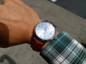 Seiko Mechanical × Shinobu Ishigaki SARB065 Watch Review