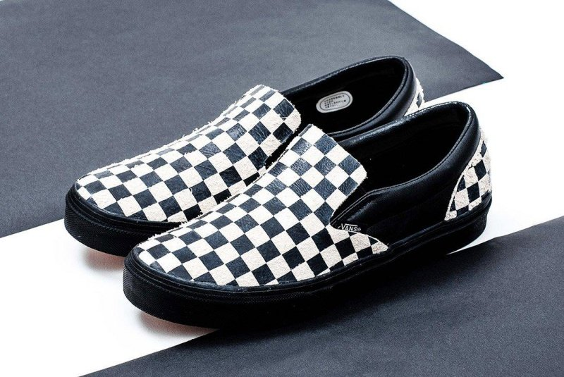 46eabd2f3e9d Vans x N. Hoolywood Slip-On Sneakers Review 1