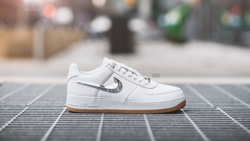 low priced 8389d 9c9fe Travis Scott x Nike Air Force 1 Review