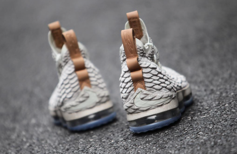 low priced 13faf 9e1a4 Nike LeBron 15 Ghost Review