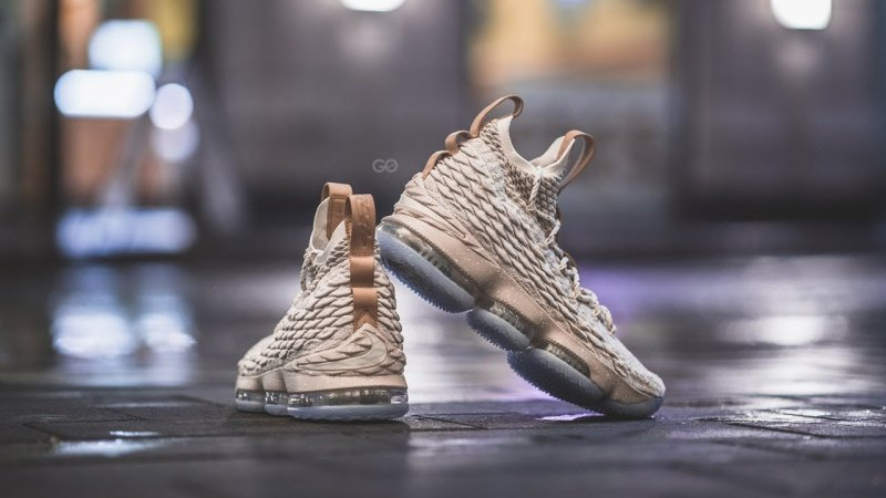 low priced 3cad7 32040 Nike LeBron 15 Ghost Review
