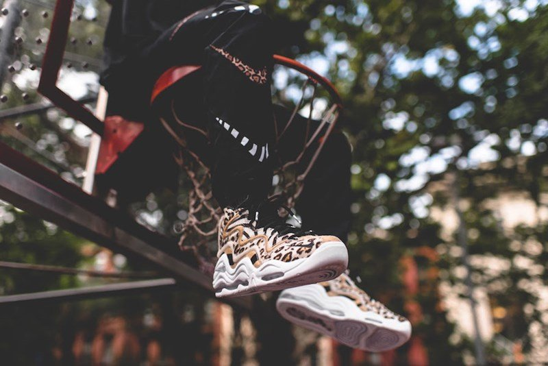 Nike x Kith Air Pippen 1 Chimera Sneakers Review 6