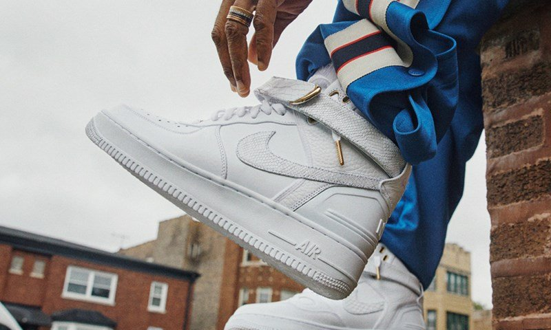 Nike X High Don' Review Force C 'just Air Don 1 bfy67g