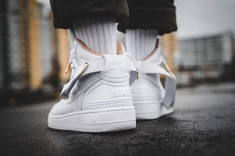 big sale 83ed7 abd2d ... Nike x Don C Air Force 1 Sneakers Review 7