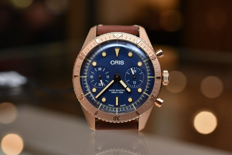 Oris Carl Brashear Watch Review